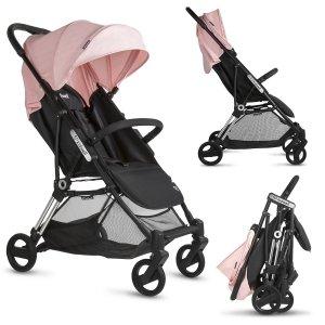 Wózek spacerowy FLASH Różowy (WOSPFLA03A0)