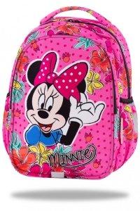 ZESTAW 2 el. Plecak wczesnoszkolny CoolPack JOY S Myszka Minnie, MINNIE MOUSE TROPICAL (B48301SET2CZ)