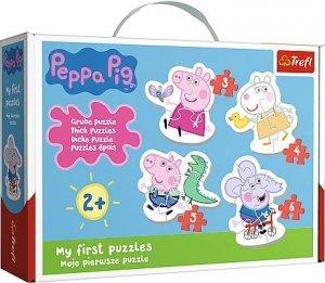 TREFL Puzzle BABY CLASSIC Świnka Peppa (36086)