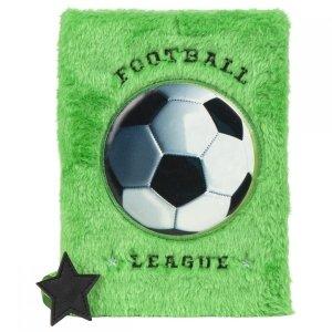Notes pluszowy FOOTBALL Piłka nożna futrzak (NPA5PI14)