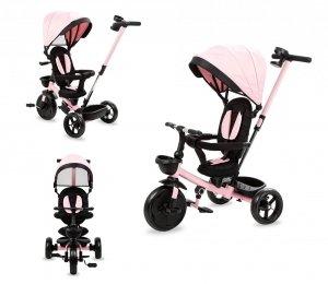 Rowerek trójkołowy AXEL Charmy Pink KIDWELL (ROTRAXE01A0)