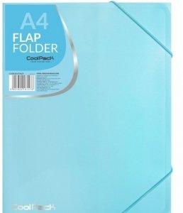 Teczka na dokumenty A4 CoolPack PASTEL BLUE niebieska (81476CP)