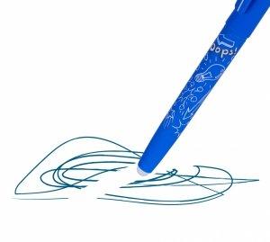 Długopis żelowy pióro wymazywalny OOPS ASTRA (201319003)