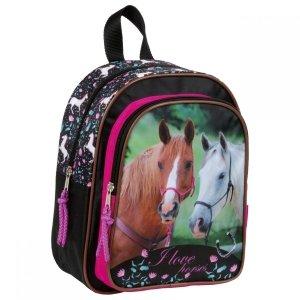 Plecak przedszkolny wycieczkowy I LOVE HORSES Konie (PL11KO20)