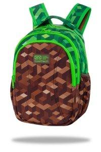Plecak wczesnoszkolny CoolPack JOY S 21L miejska dżungla, CITY JUNGLE (C48199)