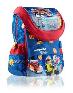 Plecak dziecięcy PLAYMOBIL Strażak PL-02 (502020013)