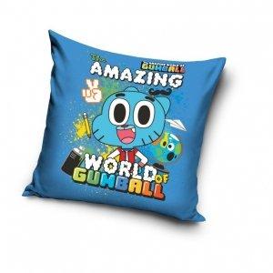 Poszewka na poduszkę Niesamowity świat Gumballa 40 x 40 cm (GUM16-1002)