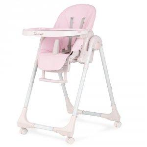 Krzesełko do karmienia BENTO Pink Kidwell (KRWYBEN01A0)