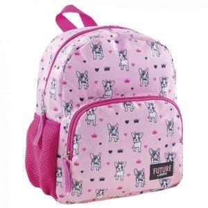 Plecak przedszkolny wycieczkowy w pieski DOGS BackUP (PL11BDF13)
