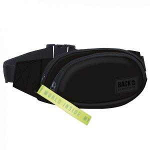 SASZETKA NERKA BackUP na pas torba czarny, FLUO BLACK (TBB4A56)
