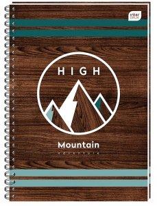 Kołozeszyt B5 100 kartek w kratkę MOUNTAIN Góry (14843)