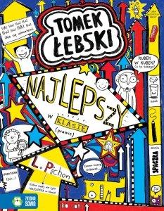 Tomek Łebski najlepszy w klasie (prawie) t. 9 - Tomek Łebski (37823)