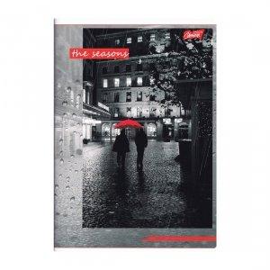 Zeszyt A5 w linię 80 kartek The Seasons  (07103)