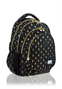 Plecak HEAD 24 L kotki, GOLDEN KITTY (502020037)