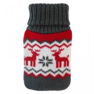 Ogrzewacz do rąk w pokrowcu sweterkowym RENIFERY INCOOD. ( 0059-0088)