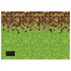 Podkład oklejany na biurko BackUP GAME dla fana gry MINECRAFT (POB3A68)