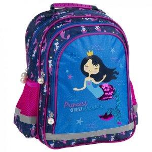 Plecak szkolny MERMAID Syrenka (PL15BSY10)