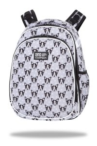 Tornister Plecak CoolPack TURTLE  25 L buldogi, FRENCH BULLDOGS (C15247)