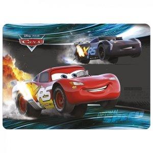 Podkładka laminowana Cars Auta, licencja Disney (PLACA48)