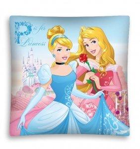 Poszewka na poduszkę 3D PRINCES Księżniczki 40 x 40 cm (PRI04MF)