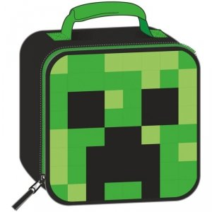 Torba śniadaniowa MINECRAFT CREEPER LUNCH BAG (513020001)