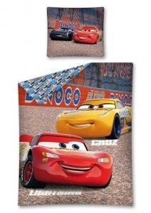 Komplet pościeli pościel CARS Auta 140 x 200 cm (CARS30)