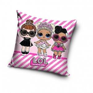 Poszewka na poduszkę  LOL L.O.L. Surprise 40 x 40 cm (LOL192017)