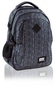 Plecak młodzieżowy Head 27 L białe wzory, Abetes (502020075)