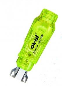 Korektor w taśmie OVAL  5 mm długość taśmy 6 m mix (160-2222)