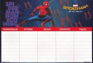 Plan lekcji Amazing Spiderman mix (PLNPJ)
