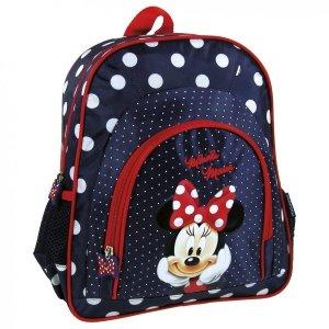 Plecak przedszkolny, wycieczkowy MYSZKA MINNIE (PL12MM19)