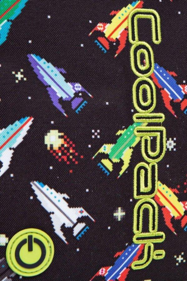 Plecak CoolPack BOBBY rakiety ROCKETS (22714)