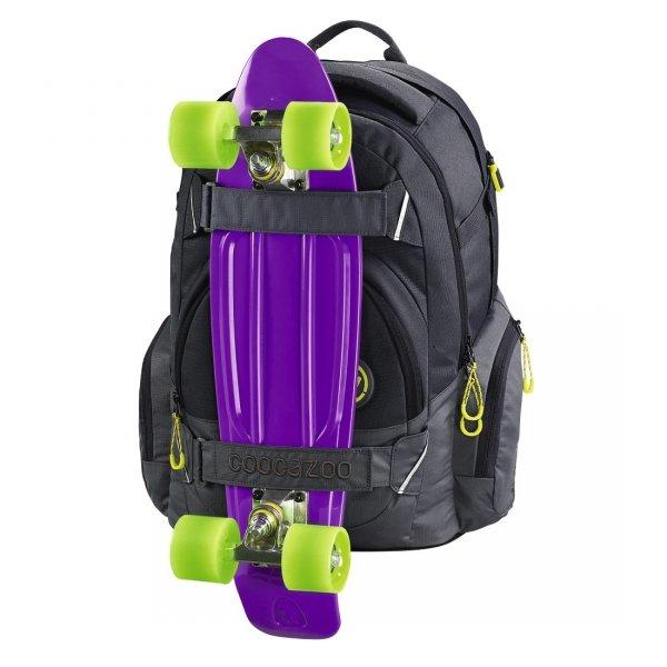 Coocazoo plecak szkolny CarryLarry, MatchPatch Shadowman (138729)