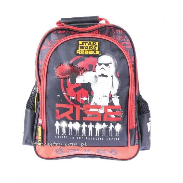 Plecak szkolny Star Wars Rebels BIAŁY CLONE (21354)