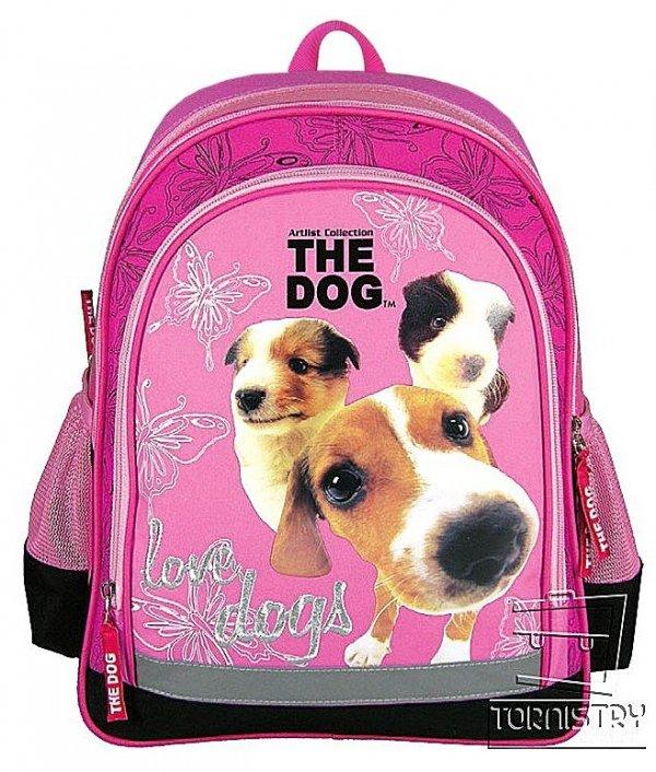 Plecak szkolny z PSEM PSY The Dog (PL15TD26)