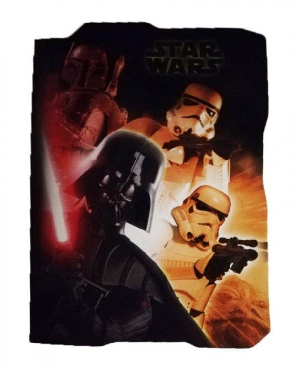 Notes kształtowy STAR WARS Gwiezdne wojny (NKA6SW06)
