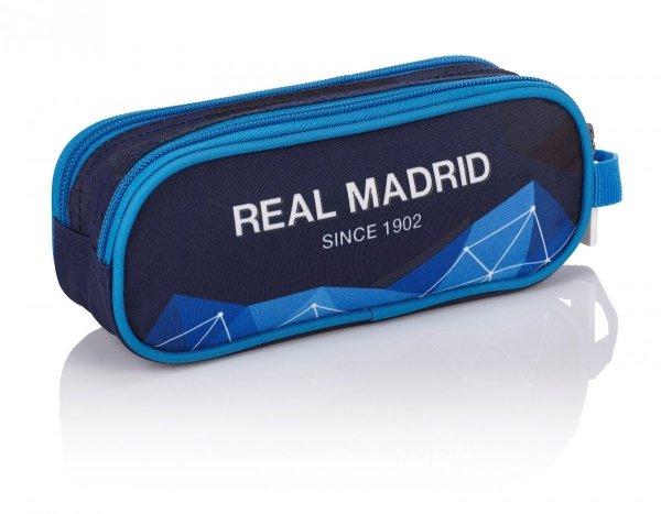 Piórnik dwukomorowy saszetka REAL MADRYT RM-78 (505017009)