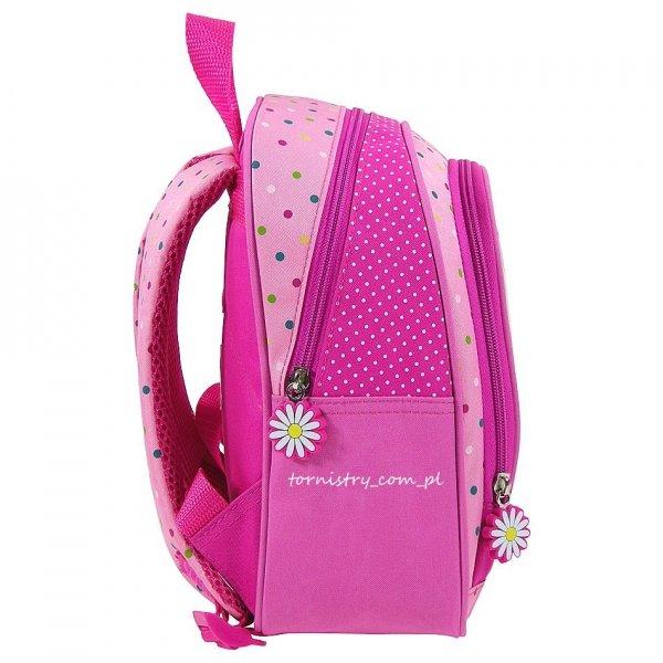 Plecak przedszkolny wycieczkowy MASZA I NIEDŻWIEDŹ (PL10MN10)
