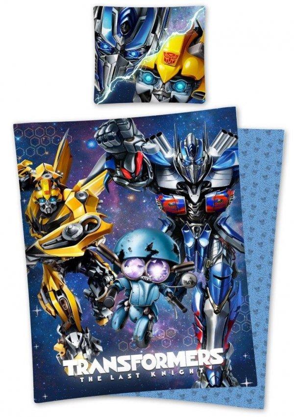 Komplet pościeli pościel Transformers 160 x 200 cm (TRF08)