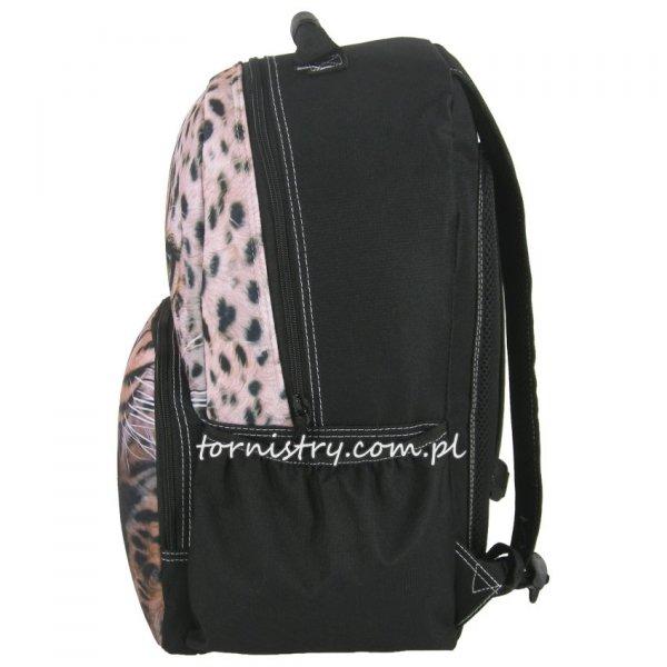Zestaw FULLPRINT Plecak szkolny + piórnik PANTERA (PL17FA01SET)
