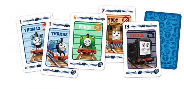 TREFL Gra karty PIOTRUŚ, Tomek i przyjaciele (08473)