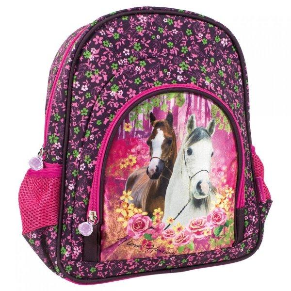 Plecaczek przedszkolny, wycieczkowy I Love Horses KONIE (PL12KO15)