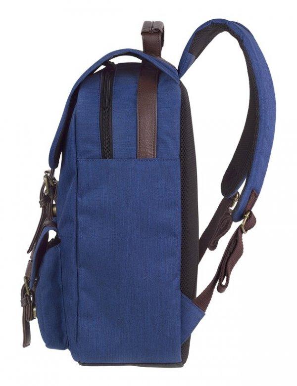 Plecak CoolPack TRAFFIC niebieski, NAVY BLUE (84314CP)