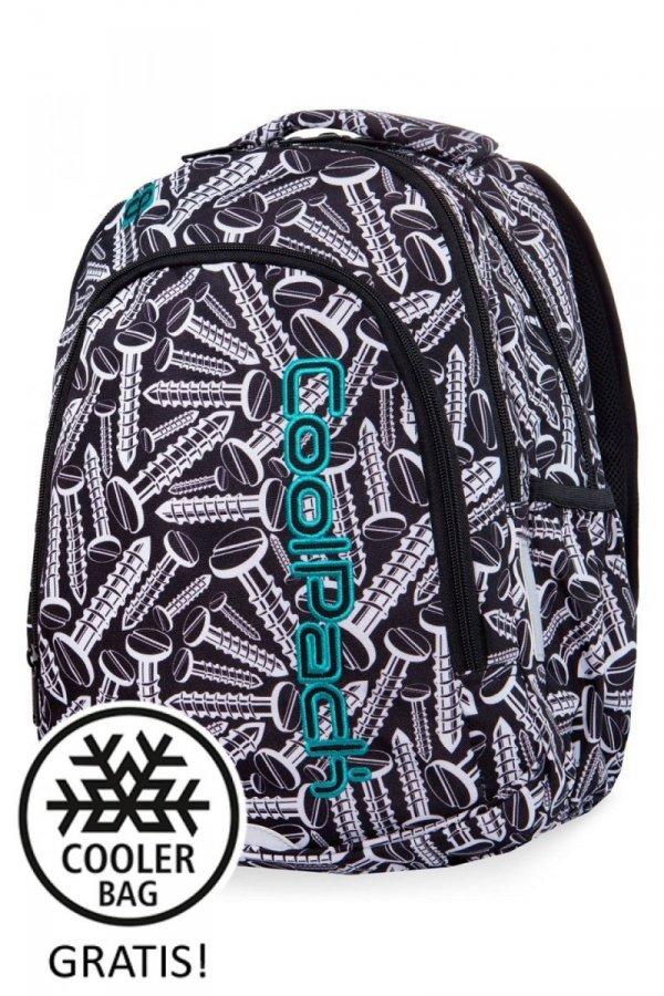 Plecak CoolPack PRIME w śrubki, SCREWS (B25033)