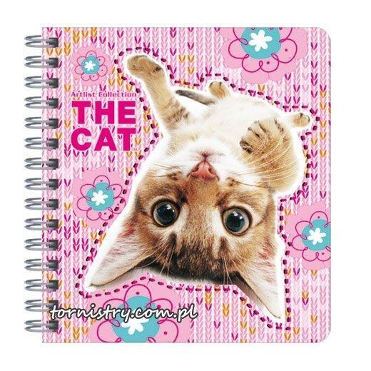 Kołonotatnik The Cat (KNTK)