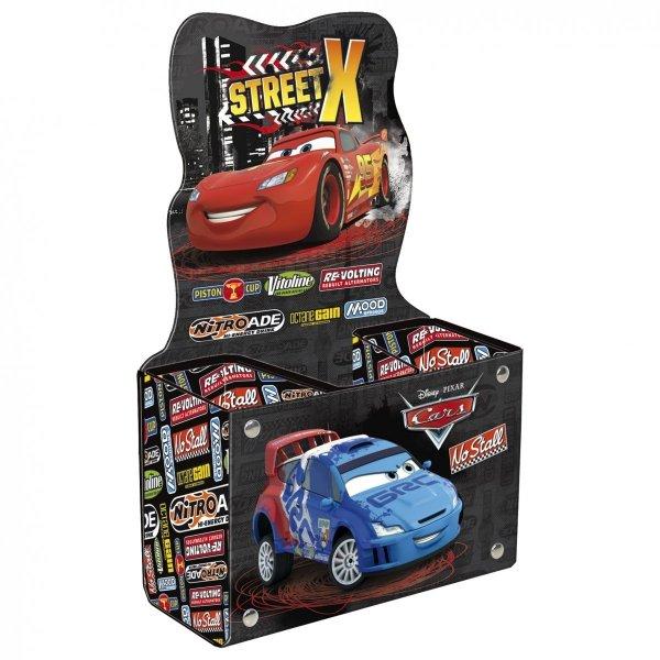 Biurkowy pojemnik na przybory szkolne Cars,Auta, licencja Disney (PPSCA)