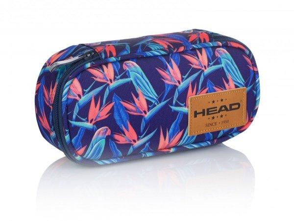 Piórnik szkolny HEAD w papugi, PARROTS HD-214 (505019016)