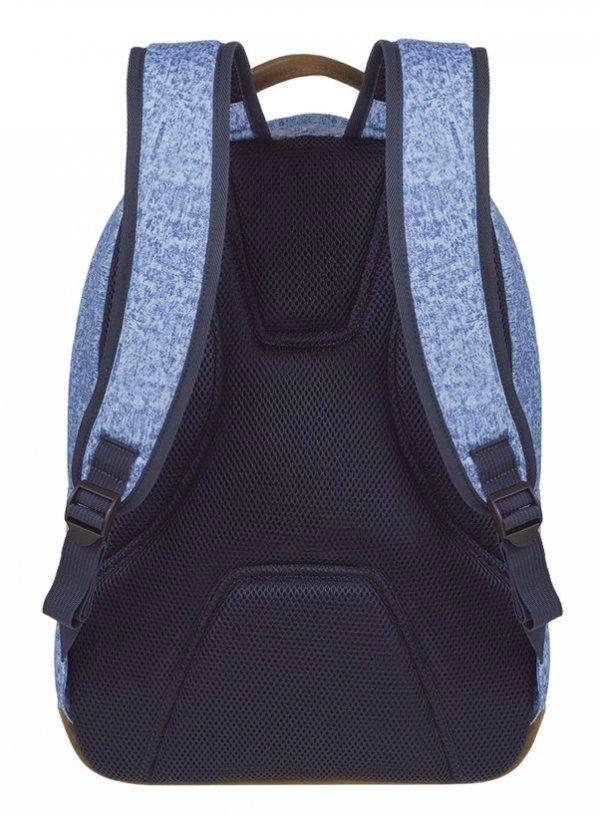 Plecak CoolPack miejski SCOUT niebieski, SHABBY BLUE (12690CP)