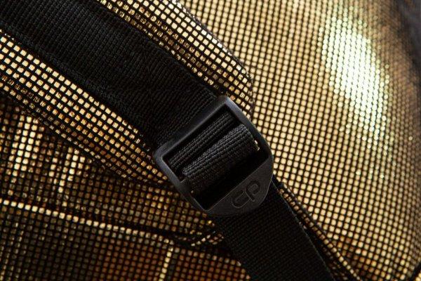 Plecak CoolPack miejski RUBY złoty połysk GOLD GLAM (22837)