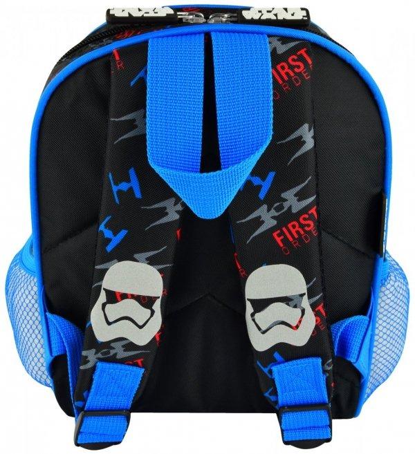 Plecak przedszkolny wycieczkowy STAR WARS Epizod VIII (21972)